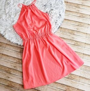 American Eagle Outfitters neon dress small